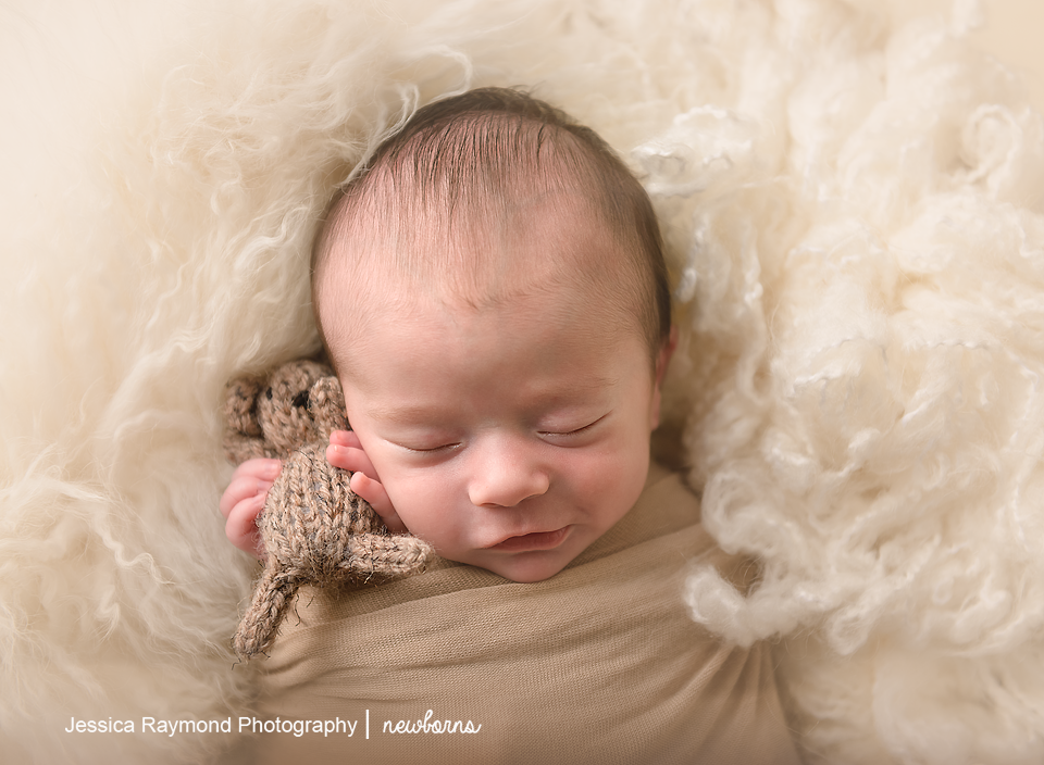 infant photography san marcos california baby pictures infant holding teddy bear