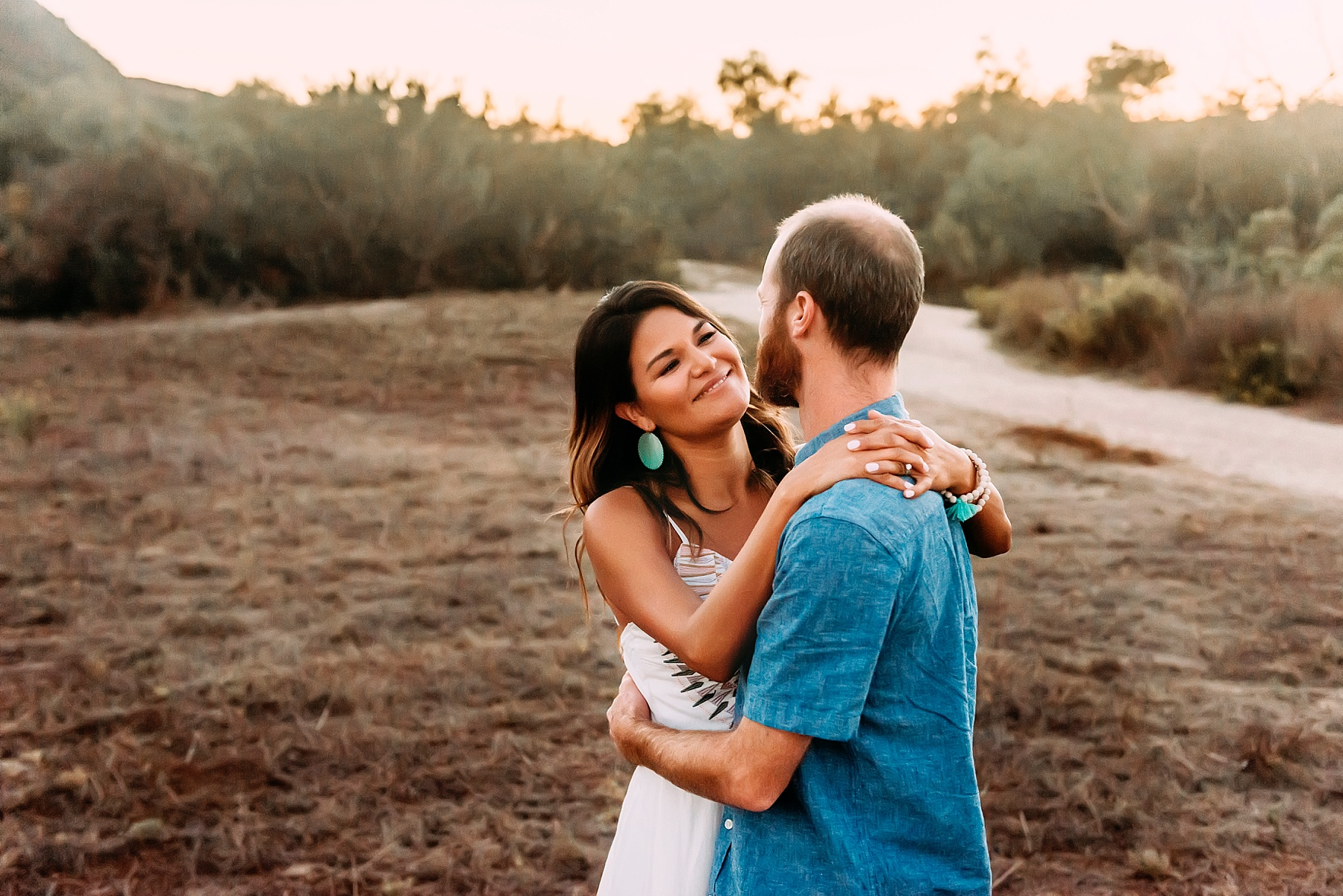 family photography carlsbad couple pose