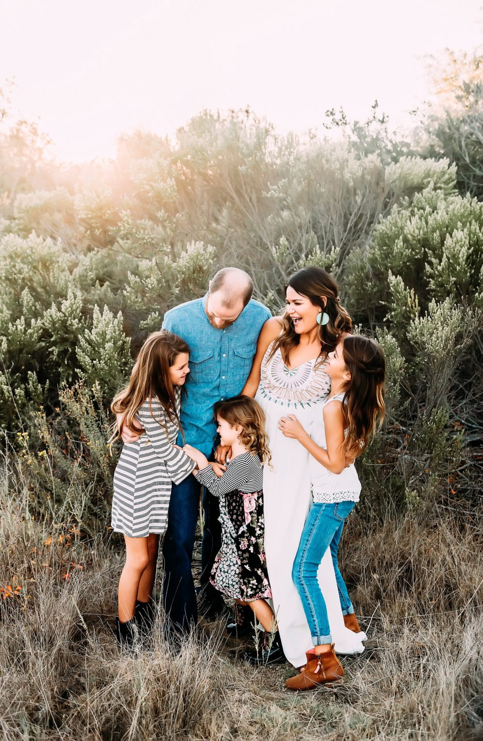 family of five photos family picture ideas