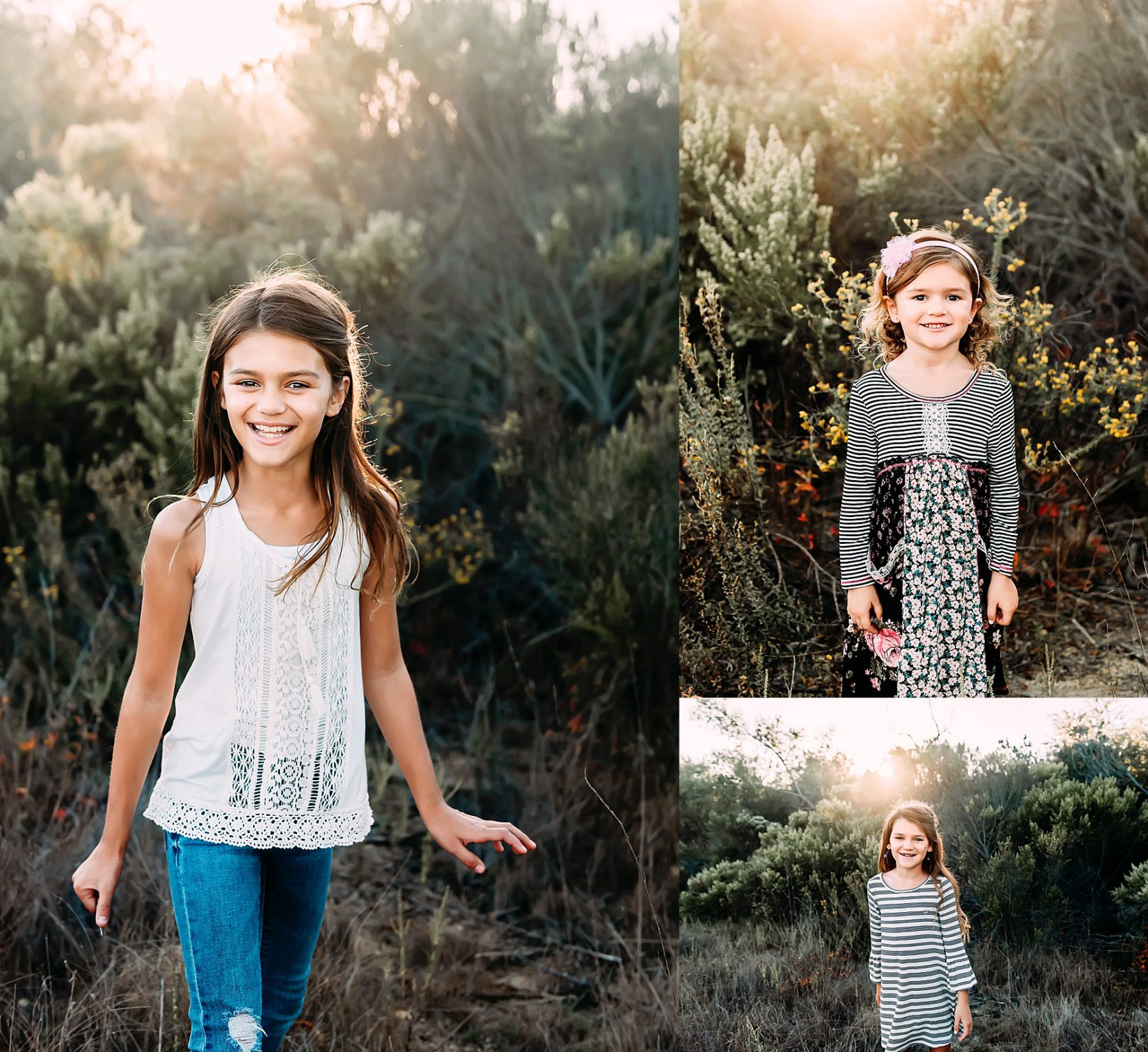 family pictures near me individual kid poses