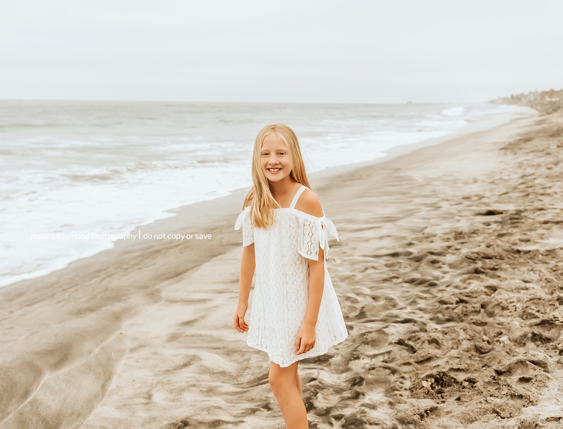 carlsbad beach pictures girl playing on beach
