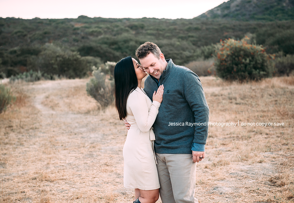 couples photography san diego couples photographer whispering pose