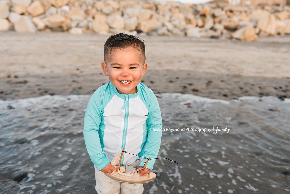 san diego adoption photography best child photographer san diego boy playing at beach