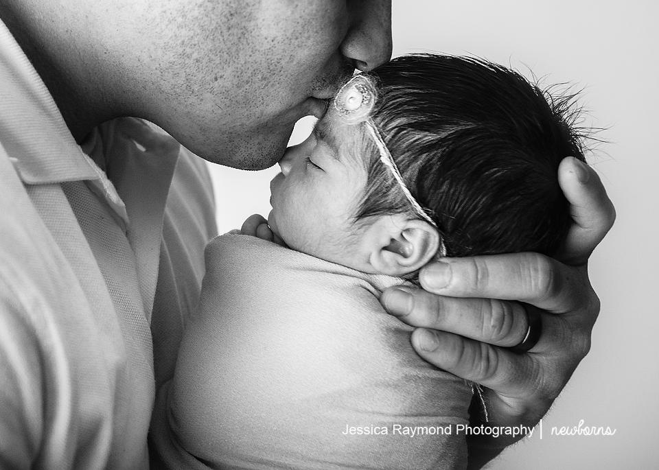 newborn photography san diego newborn photo newborn baby dad newborn pose