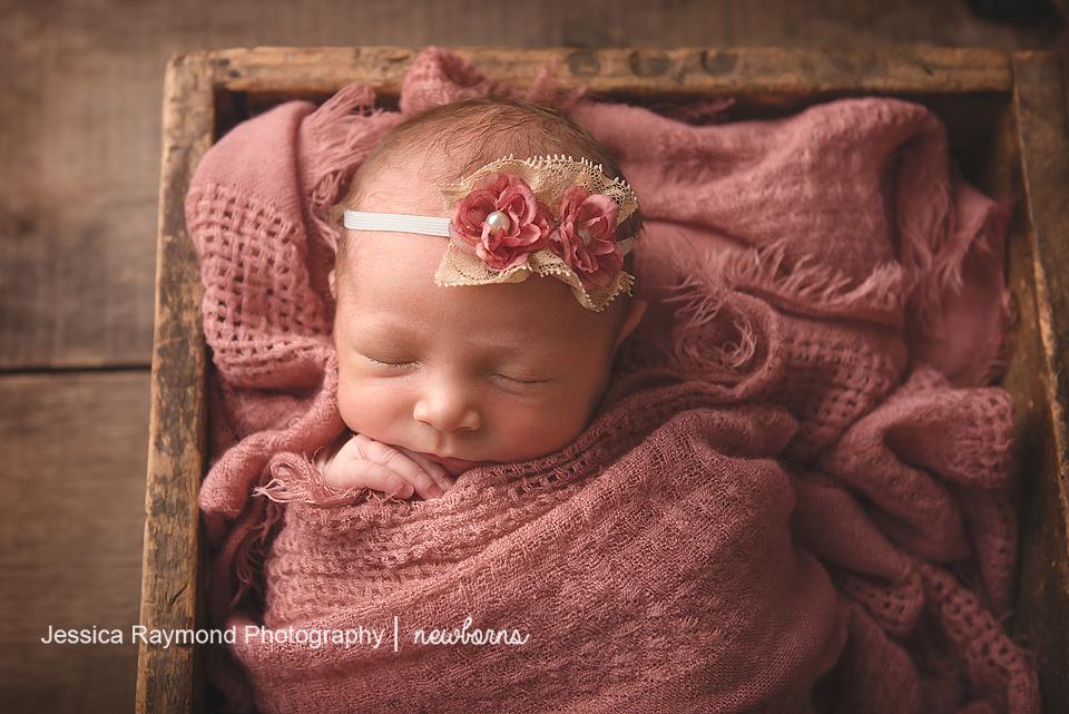 carlsbad baby photographer newborn family session newborn photo shoot baby girl in pink wrap