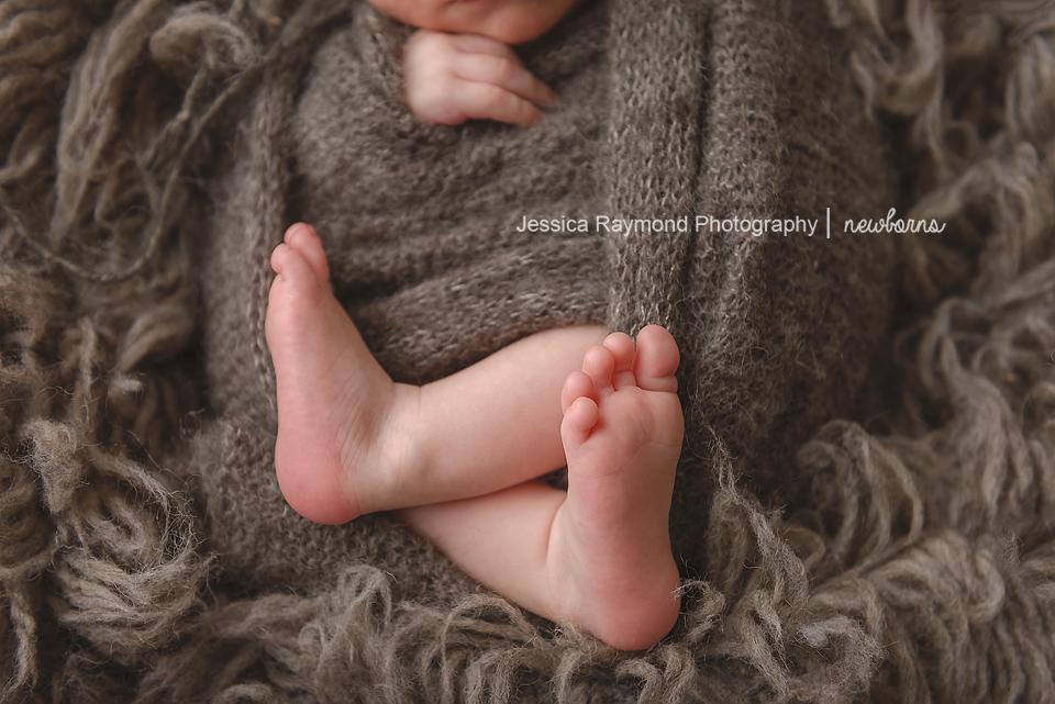newborn photography studio session carlsbad california baby portraits baby boy toes